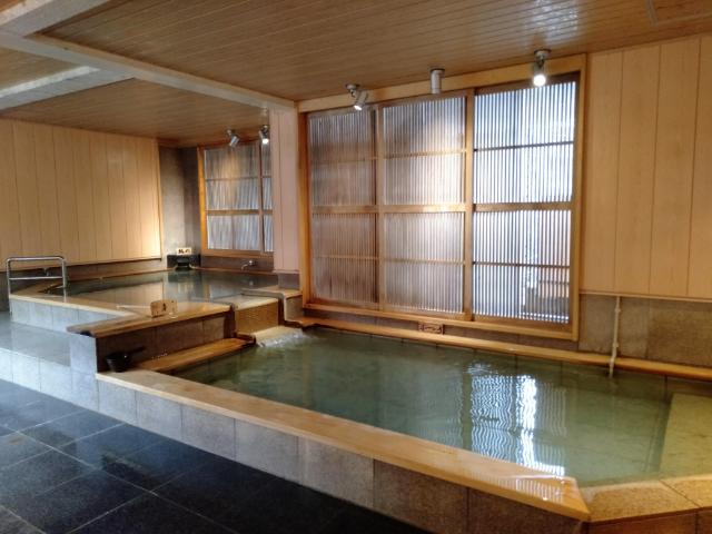 熱海温泉ホテル夢いろは温泉3
