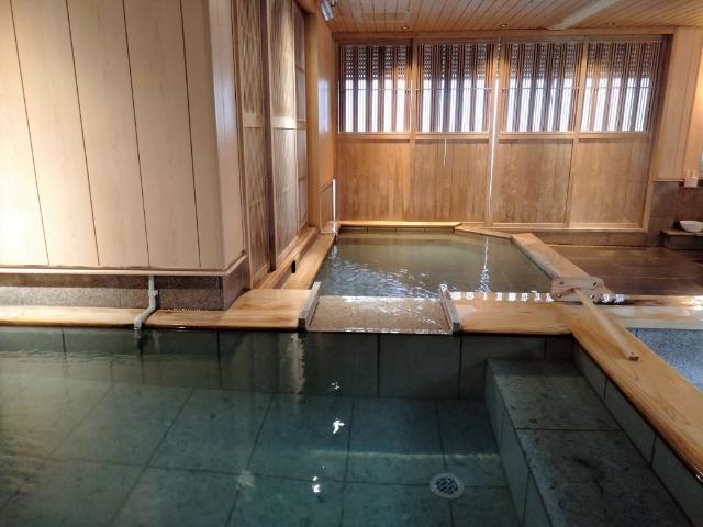 熱海温泉ホテル夢いろは温泉4