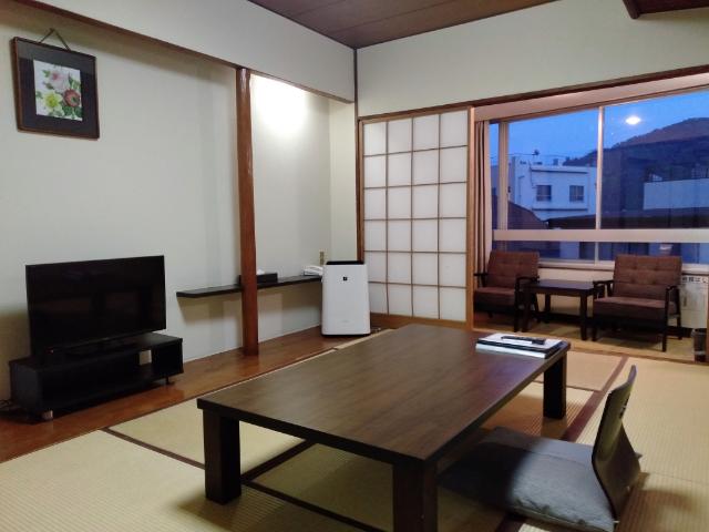 熱海温泉ホテル夢いろは客室2