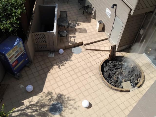 熱海温泉ホテル夢いろは温泉蒸し