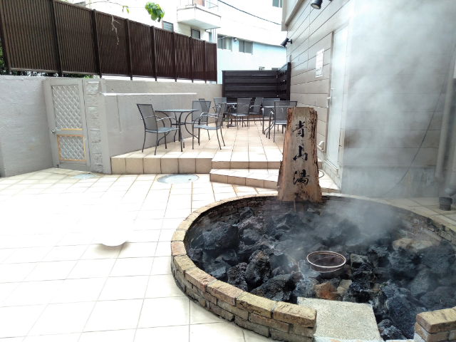 熱海温泉ホテル夢いろは温泉蒸し2