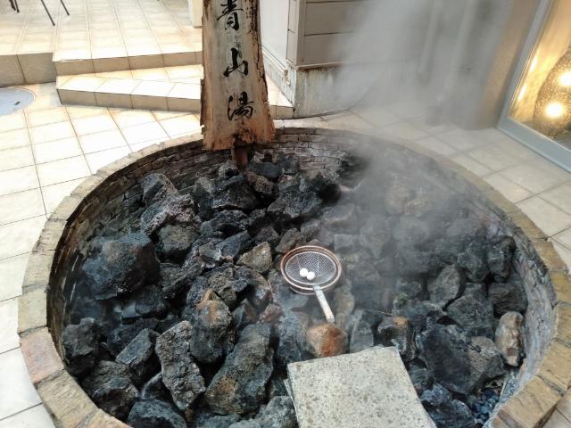 熱海温泉ホテル夢いろは温泉蒸し3
