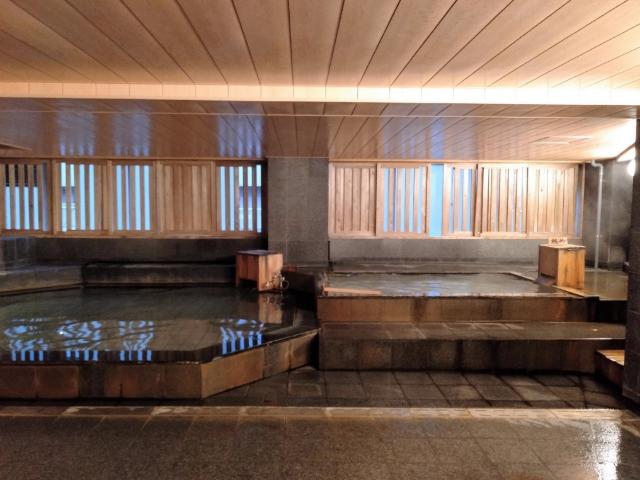 熱海温泉ホテル夢いろは温泉5