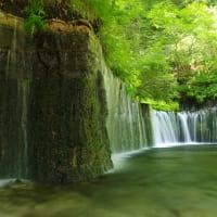 長野県北佐久郡軽井沢町白糸の滝
