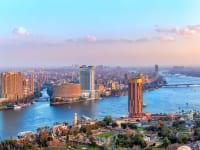 エジプト・カイロ・ナイル川