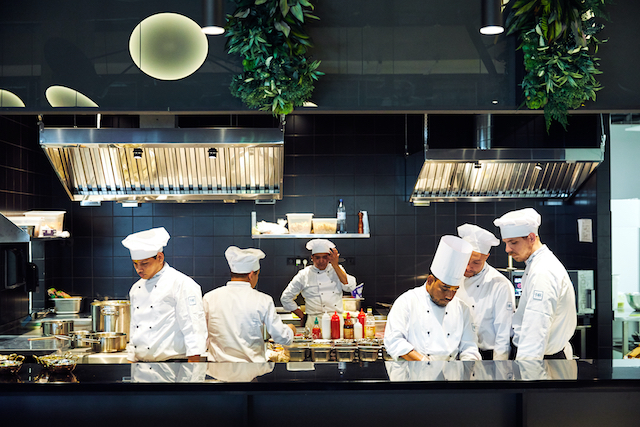 東京のレストランのイメージ