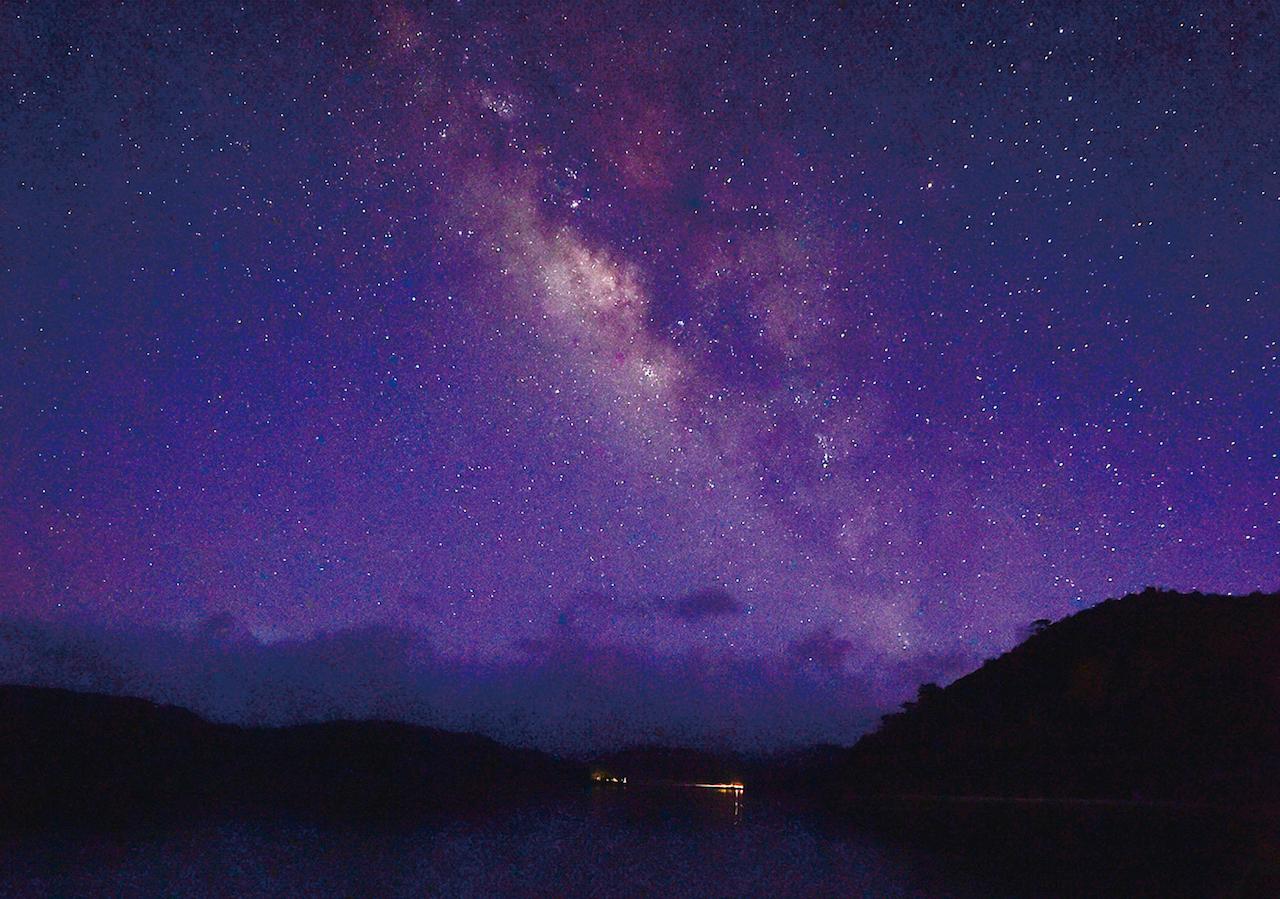沖縄県西表島 星空