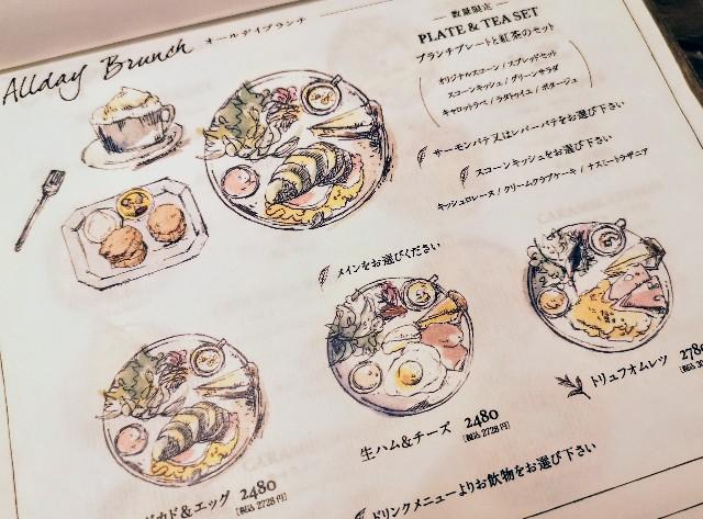 神奈川県厚木市・「CHAVATY TEA AND SALON」ブランチプレートメニュー