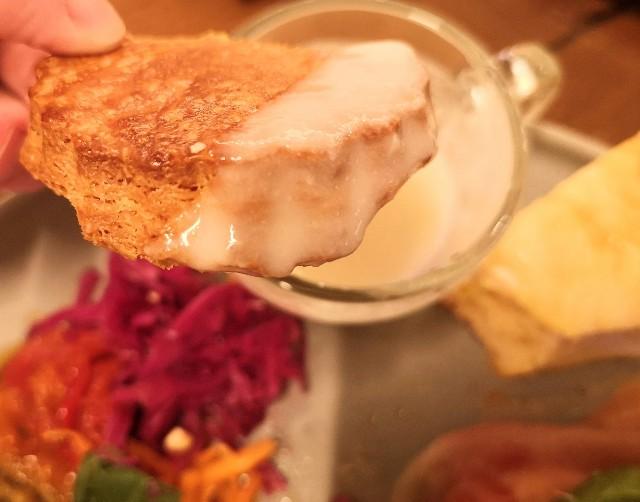神奈川県厚木市・「CHAVATY TEA AND SALON」スコーンとポタージュ