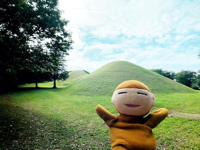 日本列島ゆるゆる古墳ハント28茨城県富士見塚古墳4