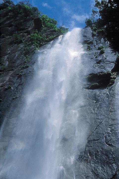 宮崎県延岡市行縢の滝