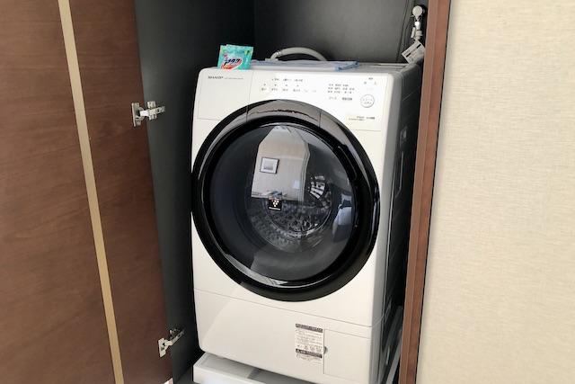 HIYORI 沖縄 洗濯機