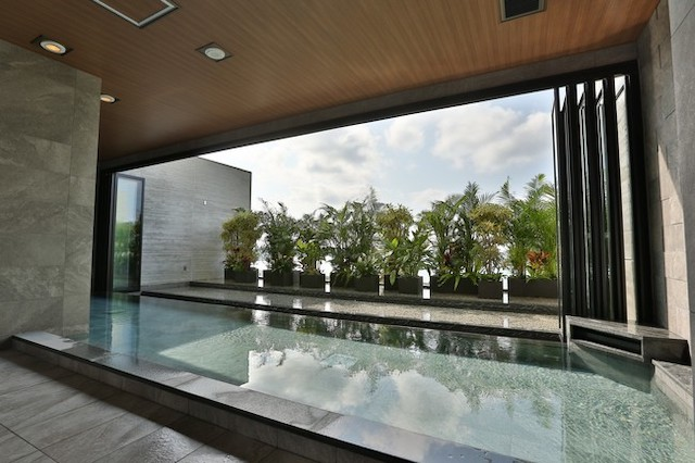 HIYORI 沖縄 温泉