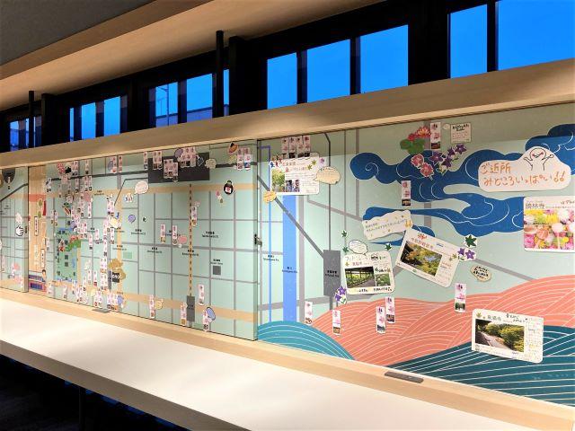 星野リゾート OMO3京都東寺 ご近所マップ