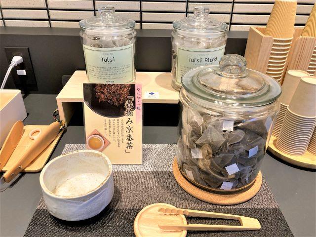星野リゾート OMO3京都東寺 ティーバック
