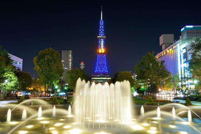 北海道札幌市さっぽろテレビ塔