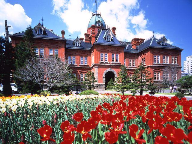 北海道札幌市北海道庁旧本庁舎