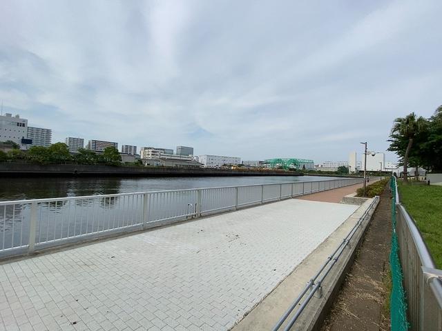 潮見プリンス運河