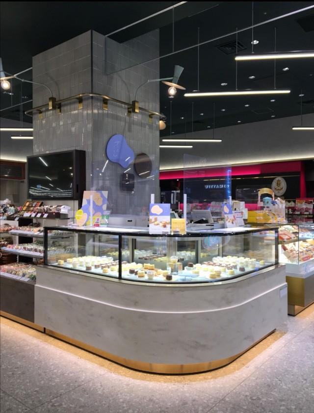 東京都渋谷区・「チーズころん by BAKE CHEESE TART 渋谷 東急フードショー店」外観