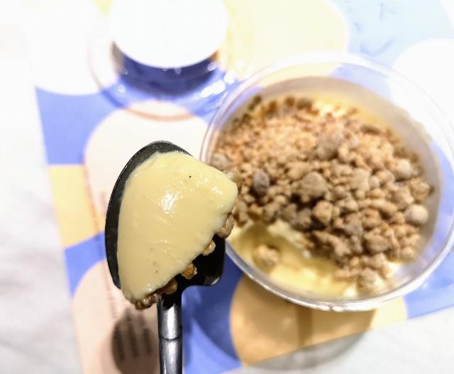 東京都渋谷区・「チーズころん by BAKE CHEESE TART 渋谷 東急フードショー店」ころんとチーズプリン3