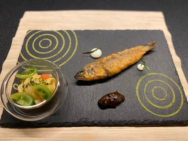 星のや東京料理10