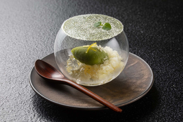 星のや東京料理5