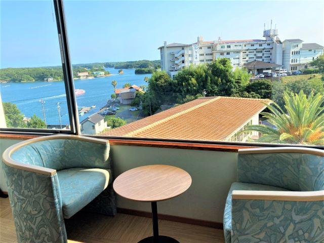 賢島・ホテルベイガーデン 和室