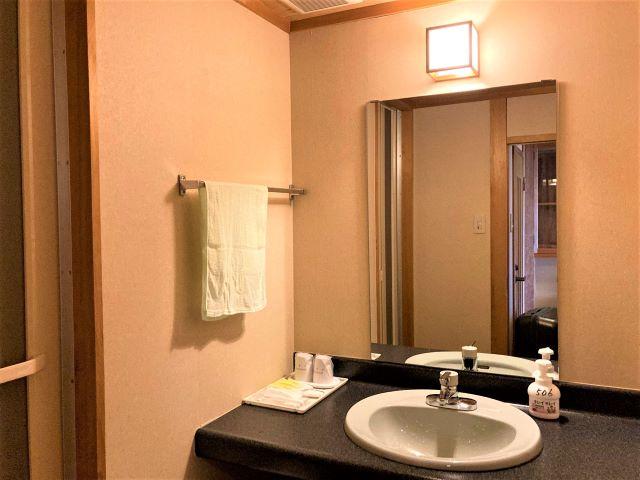 賢島・ホテルベイガーデン 洗面台