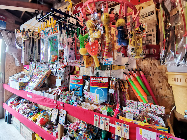 宮永篤史の駄菓子屋探訪7北海道利尻郡利尻町駄菓子屋まるちゃん7