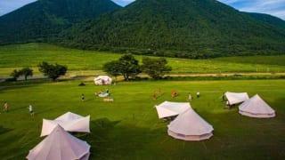 国立公園三瓶山グランピング