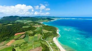 沖縄県久米島