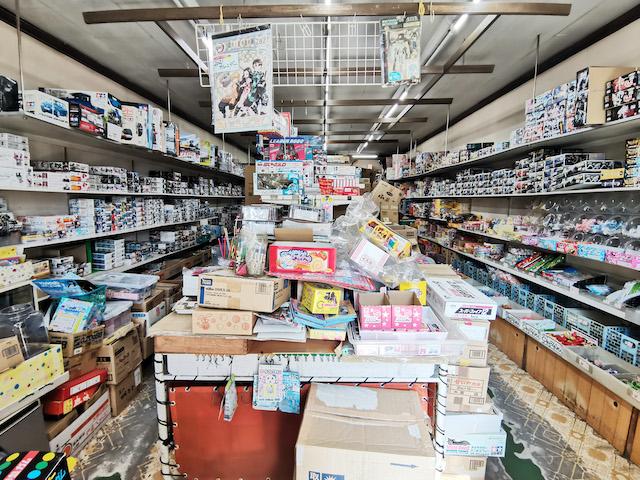 宮永篤史の駄菓子屋探訪8北海道釧路市まことやがん具店4