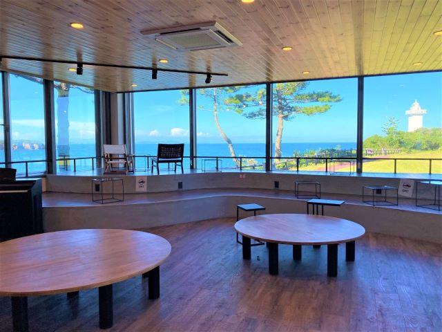 上田商店灯台カフェ