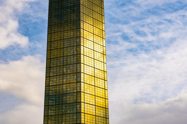 香川県宇多津町ゴールドタワー