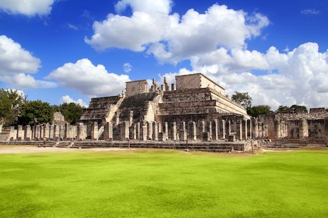 メキシコ・古代都市チチェン・イッツァ