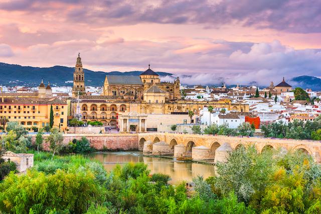 スペイン・コルドバ歴史地区