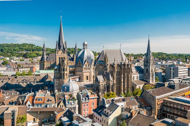 ドイツ・アーヘン大聖堂