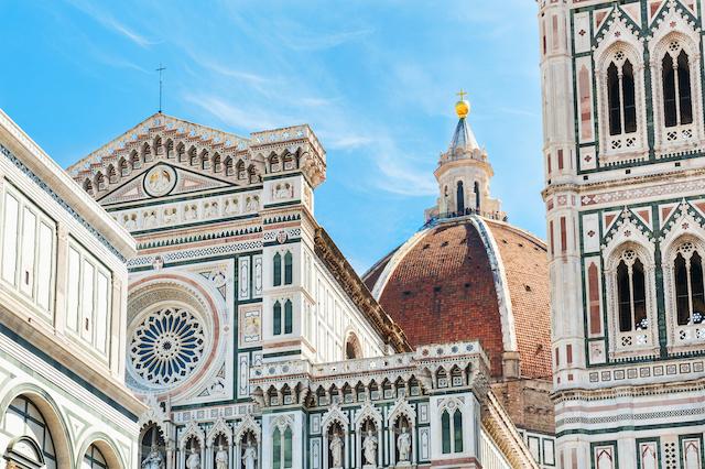 イタリア・フィレンツェ・サンタ・マリア・デル・フィオーレ大聖堂