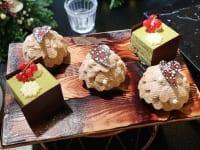 椿山荘 クリスマスケーキ