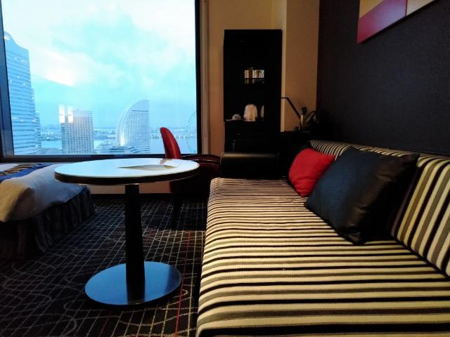 ニューオータニイン横浜プレミアム客室3
