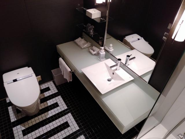 ニューオータニイン横浜プレミアムバスルーム