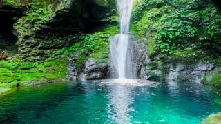 おしらじの滝(栃木県)