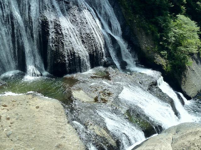 茨城県大子町袋田の滝