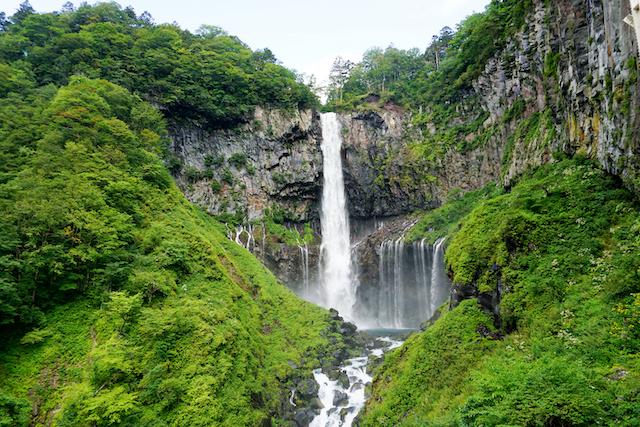 茨城県日光市華厳の滝