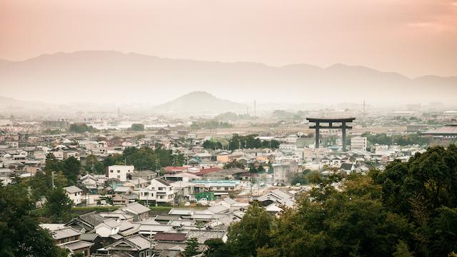 奈良県桜井市三輪山