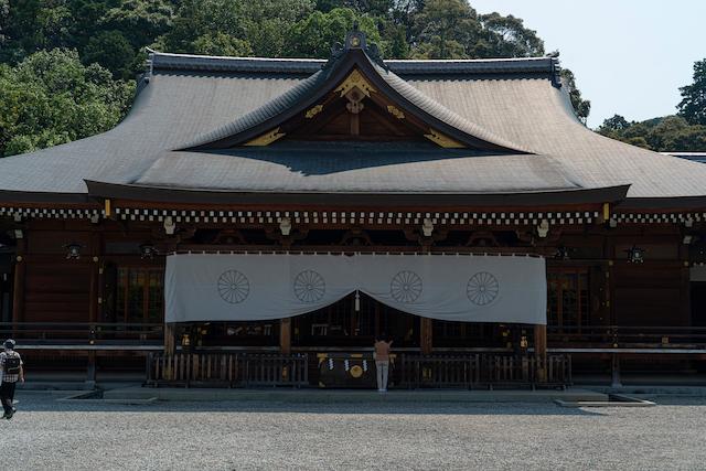 奈良県桜井市大神神社