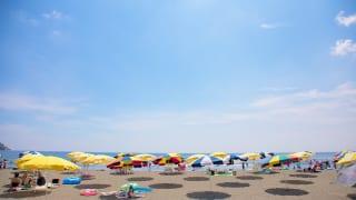 神奈川県藤沢市片瀬西浜・鵠沼海水浴場