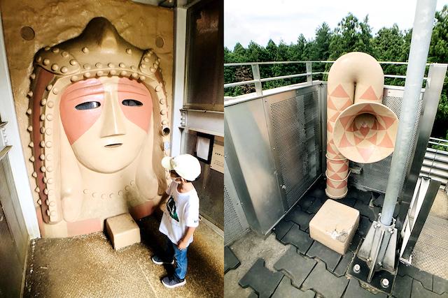 日本列島ゆるゆる古墳ハント30茨城県水戸市牛伏古墳群とくれふしの里古墳公園6