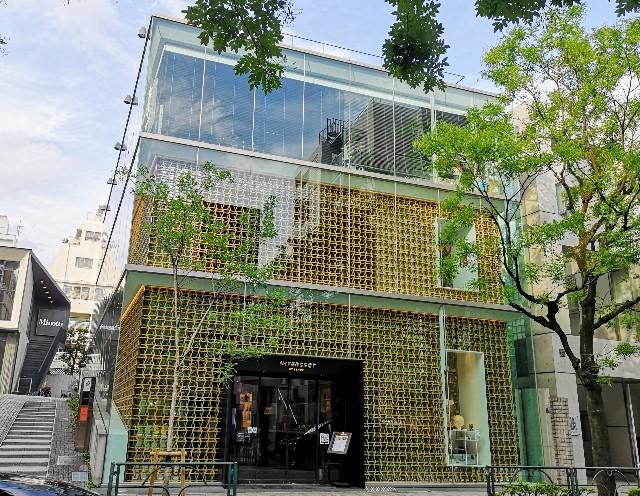 東京都港区・「INTERSECT BY LEXUS - TOKYO」外観