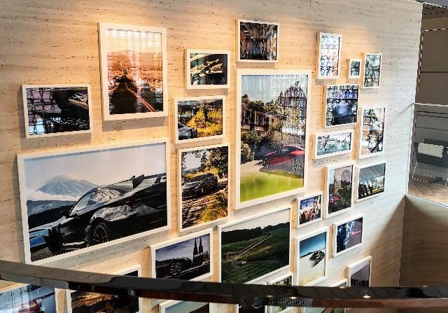東京都港区・「INTERSECT BY LEXUS - TOKYO」2階写真